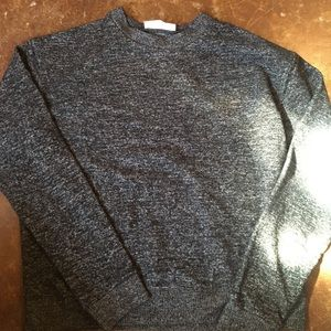 dark grey super soft sweater